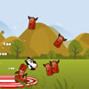 Cowaboom - Smash the target with your leaping cows!