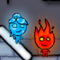 The Ice Temple - Great puzzle game, don't mix fire and water!